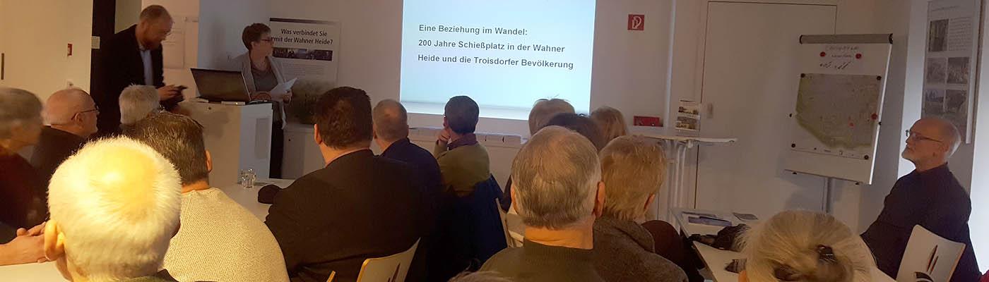Ehrenamtstag Wahner Heide Burg Wissem 2017