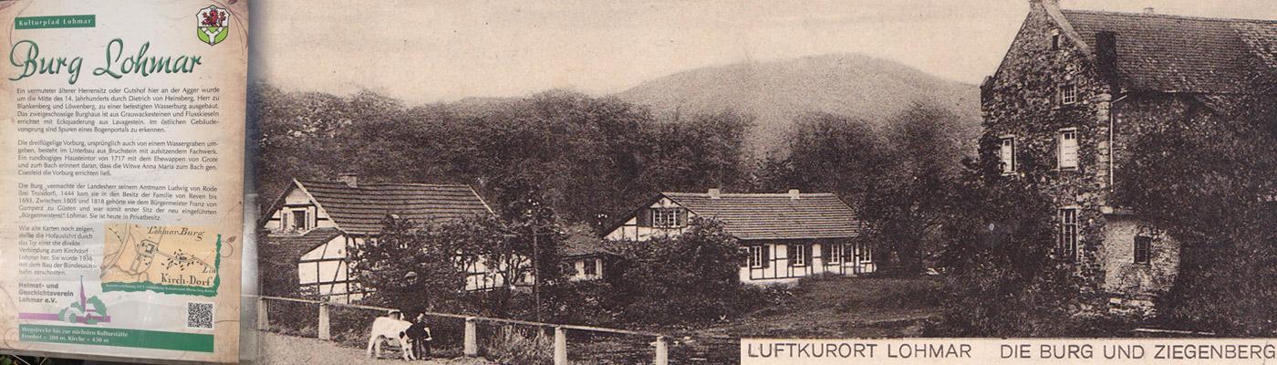 Burg Lohmar
