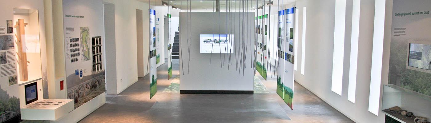 Portalausstellung Burg Wissem