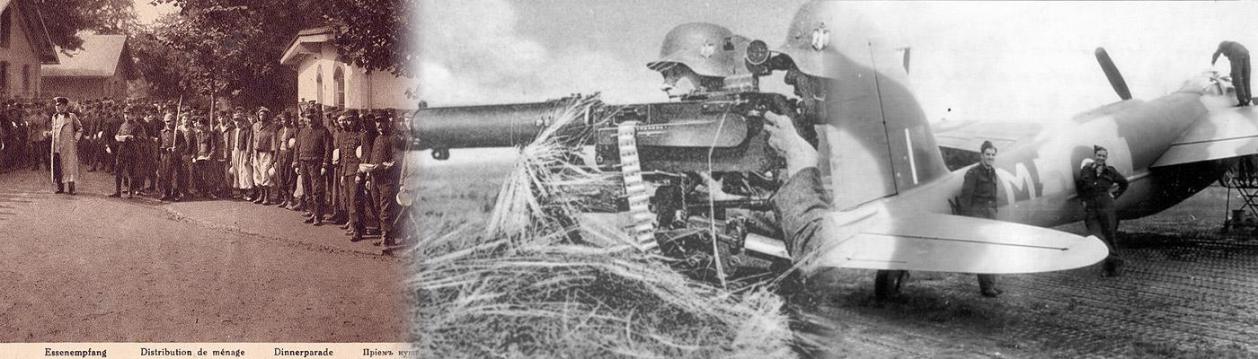 Erster und Zweiter Weltkrieg