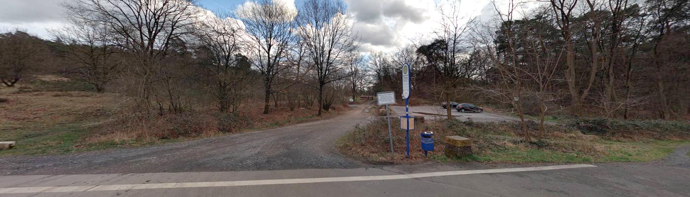 Parkplatz Fliegenberg, Wahner Heide