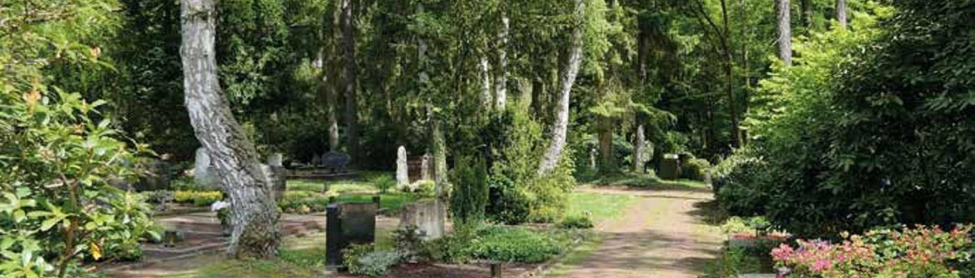 Waldfriedhof Troisdorf